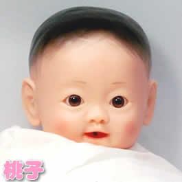 沐浴実習用人形「柔」シリーズ・桃子